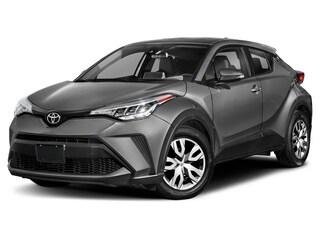 New 2021 Toyota C-HR LE SUV in Marietta, OH