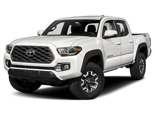 new 2021 Toyota Tacoma TRD Off Road V6 Truck Double Cab for sale in Washington NC