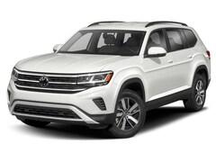 2021 Volkswagen Atlas 2.0T SE w/Technology 4MOTION SUV