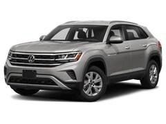 New 2021 Volkswagen Atlas Cross Sport 3.6L V6 SE w/Technology 4MOTION SUV for sale in Old Saybrook, CT