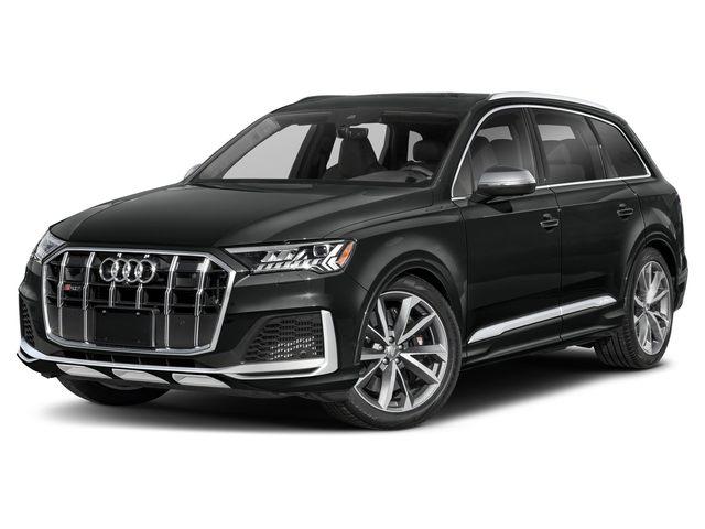 New 2022 Audi SQ7 4.0T Prestige SUV Los Angeles