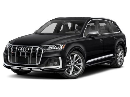 2022 Audi SQ7 4.0T Prestige SUV