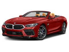 2022 BMW M8 Competition Convertible