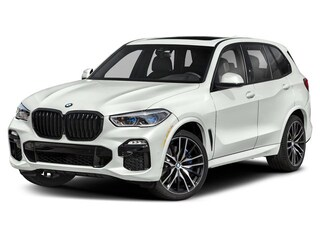 New 2022 BMW X5 M50i SAV for sale in Greenville, SC
