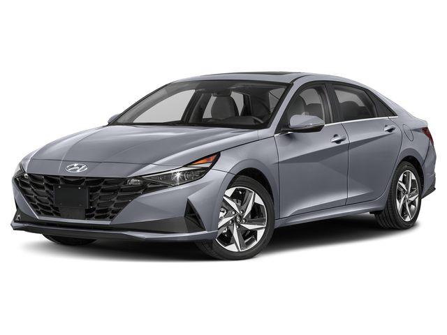 2022 Hyundai Elantra Hybrid Sedan