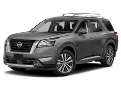 2022 Nissan Pathfinder Platinum Sport Utility