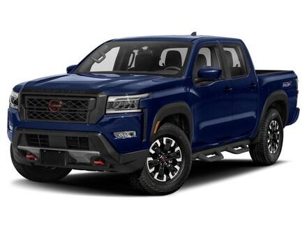 2022 Nissan Frontier PRO-X Truck Crew Cab