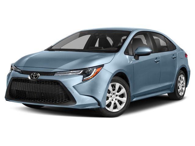 2022 Toyota Corolla Sedan