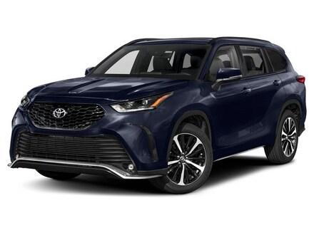 2022 Toyota Highlander XSE SUV