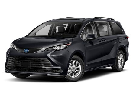 2022 Toyota Sienna LE 8 Passenger Van Passenger Van
