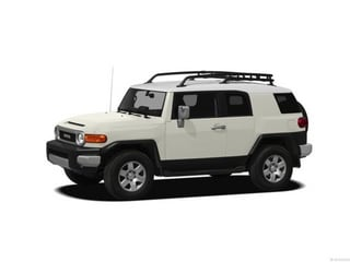 2012 Toyota FJ Cruiser Base Convenience & Upgrade Package SUV