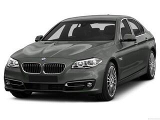 2014 BMW 5 Series 550i Sedan RWD