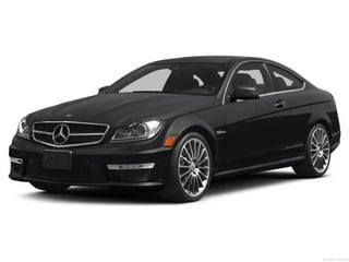 2014 Mercedes-Benz C63 AMG Automatic Coupe