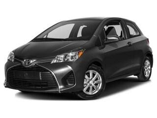 2016 Toyota Yaris 3-Door L Hatchback
