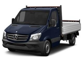 2015 Mercedes-Benz Sprinter 3500 Chassis Base Truck