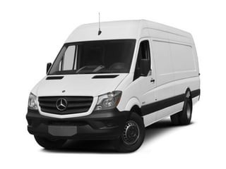 2015 Mercedes-Benz Sprinter High Roof Van Extended Cargo Van