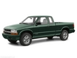 2001 Chevrolet S-10 LS Truck Extended Cab