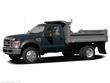2008 Ford F550 XL Diesel 4x4 Chipper Dump