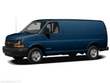 2010 Chevrolet Express Cargo Van Van