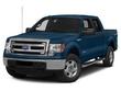 2014 Ford F-150 4x4 Truck SuperCrew Cab