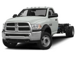 Ram 4500 HD Chassis