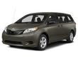 2015 Toyota Sienna Ltd Premium Van