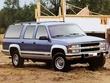 1995 Chevrolet Suburban 2500 Cheyenne SUV