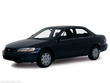 2000 Honda Accord 2.3 LX ULEV Sedan
