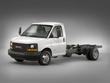 2015 GMC Savana Cutaway Work Van Truck