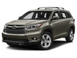 Used 2016 Toyota Highlander XLE V6 SUV 190032A for sale in Terre Haute, IN