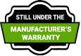 Extend Your Warranty Badge