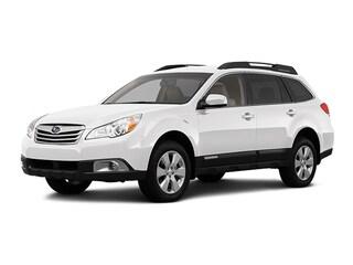 2012 Subaru Outback 2.5i Premium (CVT) SUV