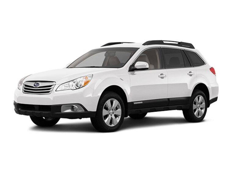 Used 2012 Subaru Outback 2.5i Prem SUV in Mandan, ND