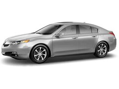 2013 Acura TL With Technology Package Sedan