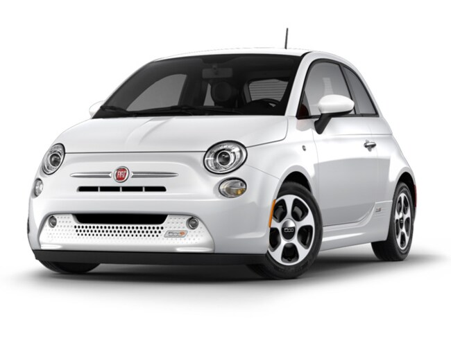 Used 2013 FIAT 500e Battery Electric HB in Burlingame