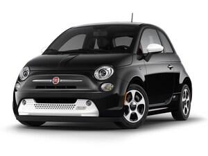 2013 FIAT 500e Battery Electric