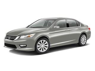 2013 Honda Accord EX-L I4 CVT EX-L