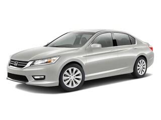 2013 Honda Accord 4dr V6 Auto EX-L w/Navi Sedan