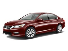 2013 Honda Accord EX-L V-6 Sedan
