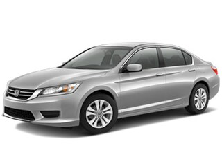 Used 2013 Honda Accord LX 4dr I4 CVT Sedan for sale in Fort Myers, FL