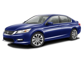 2013 Honda Accord Sport Sport  Sedan CVT