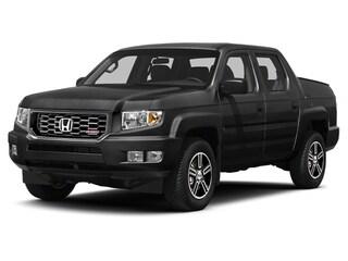 New & Used Vehicles 2013 Honda Ridgeline Sport Truck Crew Cab in Fresno, CA