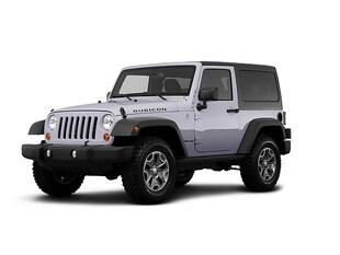 2013 Jeep Wrangler Rubicon 2D Sport Utility