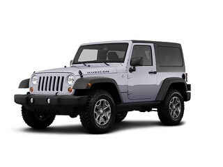 2013 Jeep Wrangler Rubicon SUV