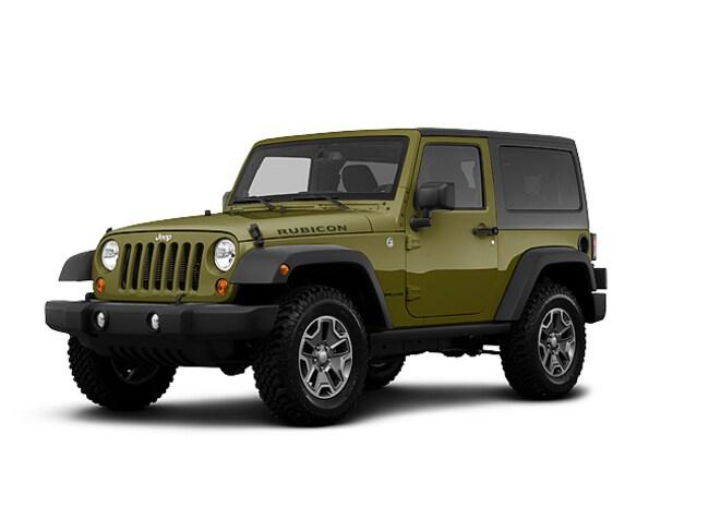 2013 Jeep Wrangler Rubicon 4WD  Rubicon