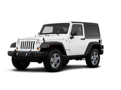 Used 2013 Jeep Wrangler Sport SUV in Greenville, NC