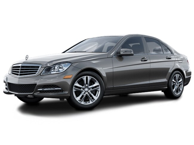 2013 Mercedes-Benz C-Class C 300  4MATIC AWD C 300 Luxury 4MATIC  Sedan