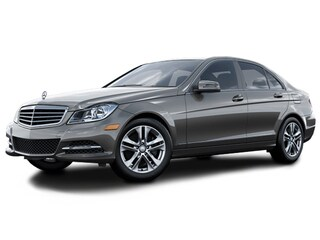 2013 Mercedes-Benz C-Class C 250 Sedan