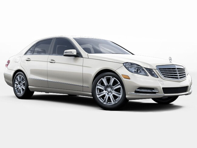 Used 2013 Mercedes-Benz E-Class E550 4MATIC Sedan for sale in Fort Myers, FL