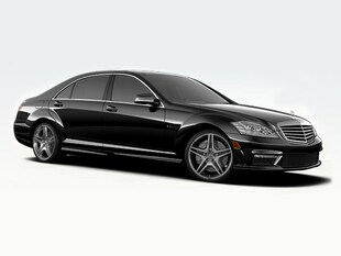 2013 Mercedes-Benz S-Class S 63 AMG Sedan